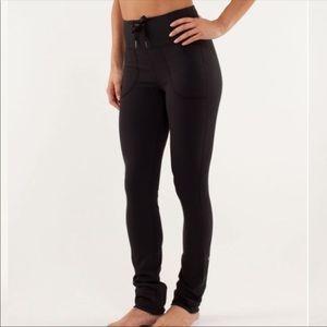 Skinny Will Pant Black